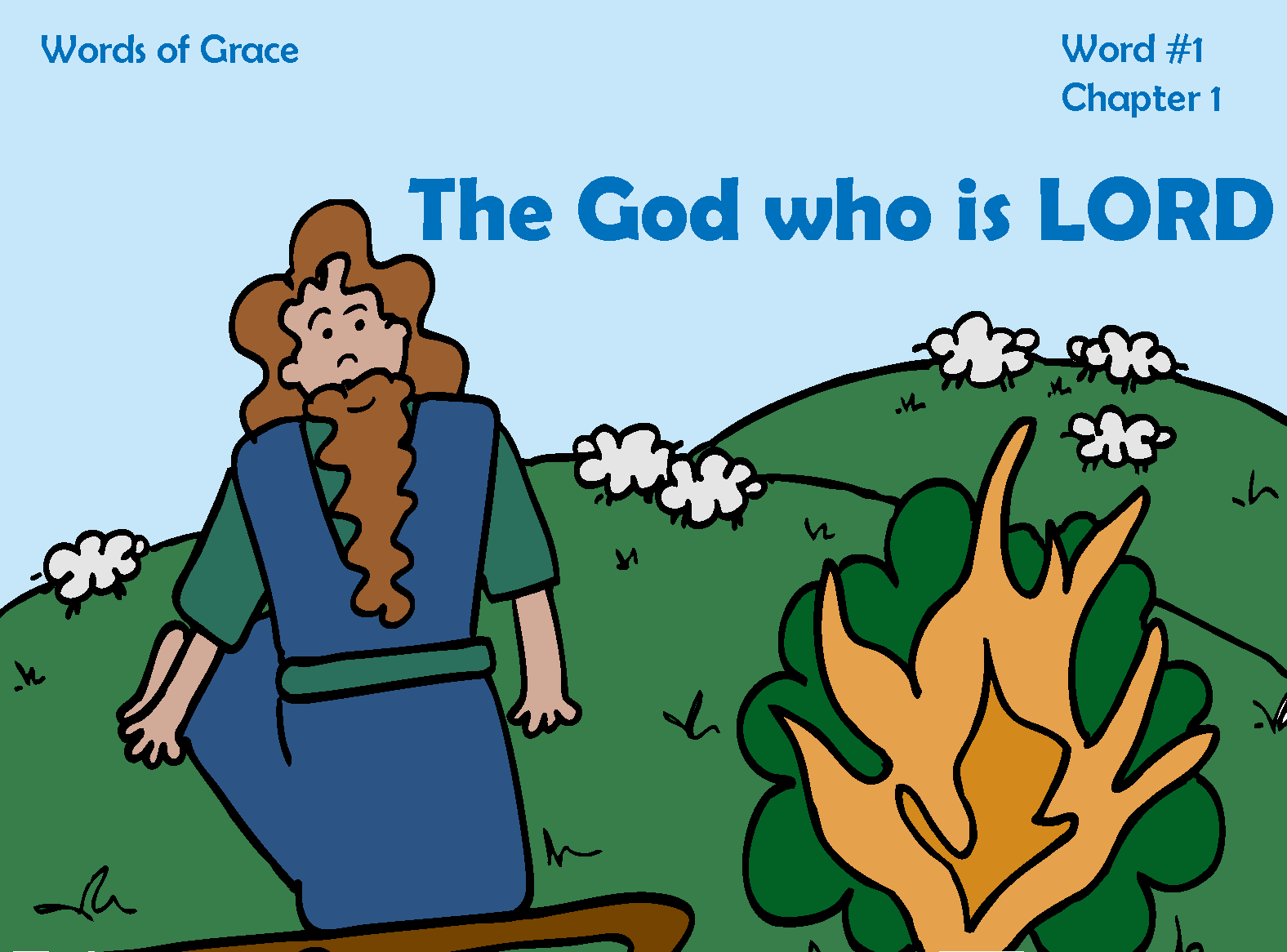 Words of Grace: Lord (PREMIUM!)